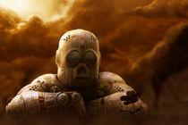 Sad Robot by Boris Vigec