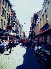 Amsterdam Street von Luiz Felipe Matta