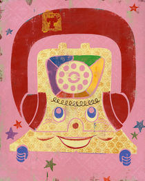 T is for Telephone von Roben Nieuwland