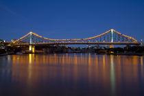 Storey Bridge, Brisbane von Mike Greenslade