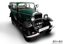 Opel Type 1290 von Ennui Shao