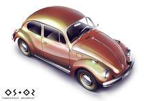 VW beetle von Ennui Shao