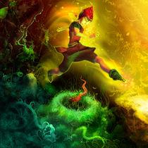Malik the Elf by Nenad Pantic