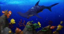 Hammerhead Reef von Siddhartha Ahearne
