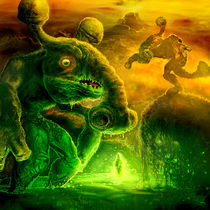 Keepers of the Green Buyon Swamp von Nenad Pantic