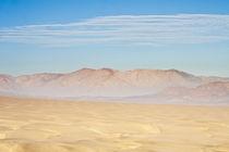 Sand plateau over Cerro Toro Mata von Ricardo Ribas