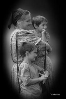 Madonna and Children von © CK Caldwell