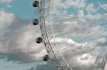 London, London Eye von Alan Copson