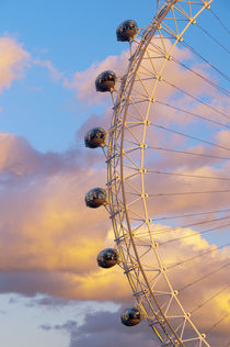 London, London Eye von Alan Copson