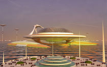 Arrival of the Domeship