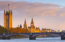 London. Big Ben.