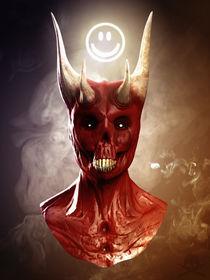 The smiling Devil von Oliver Schümann