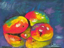 mangoes by Elena Malec