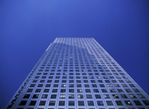 London, Canary Wharf, Canada Tower by Alan Copson