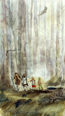 Hansel and Gretel von Igor Burlakov (DartGarry)