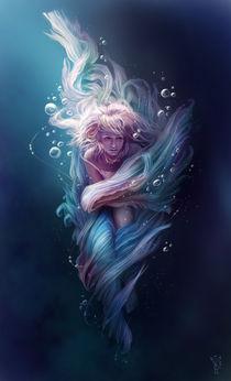 Underwater dance by Magdalena Saramak
