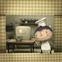 Little Chef von Mathias Townsend