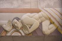 Rockefeller Center-Art Deco_3908 von Dennis Tarnay Jr