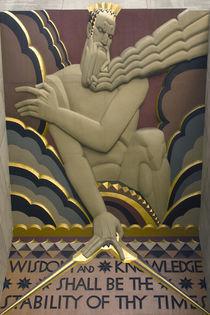 Rockefeller Center-Art Deco_3909 by Dennis Tarnay Jr