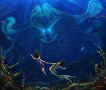 Deep Blue by zhi Jiang