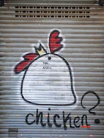 Chicken? von Sergi S. Massó