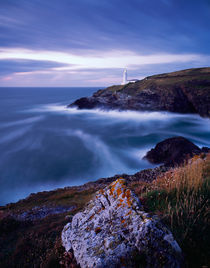 Trevose Head, Cornwall, England. by Craig Joiner