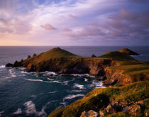 Rumps Point, North Cornwall, England. von Craig Joiner