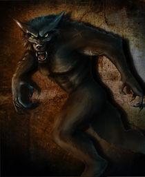 Werewolf by Rodrigo Verdugo