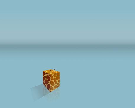 Cubegiraffe