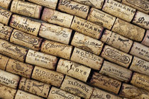 Wine Corks 1 by Werner Padarin