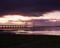 Second Severn Crossing, England by Craig Joiner