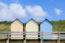 Beach Huts by Craig Joiner