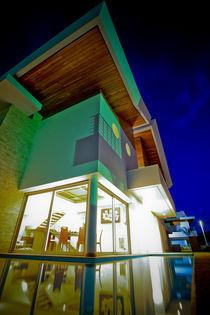 Villa corner by NourYas Arts