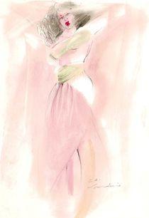 danseuse 2 von NourYas Arts