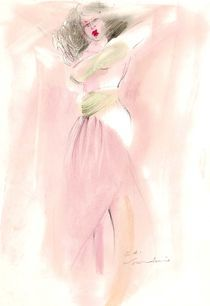 danseuse 2 by NourYas Arts