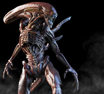 HD ALIEN DISTURBED von caleb-nefzen