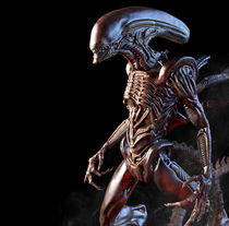 HD ALIEN STAND ALONE by caleb-nefzen