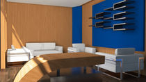Interior 3D design by NourYas Arts