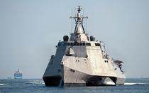 lcs-2 U.S. Littoral Combat Ship  von xiaobu ma