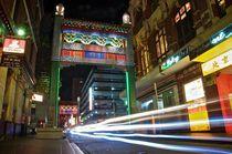 Chinatown, Melbourne von Mike Rudzinski