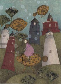 Auf dem Heimweg by Judith  Clay