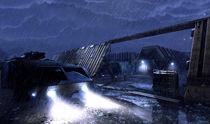 Hadley's Hope - Aliens APC Vehicle by Helder Pinto