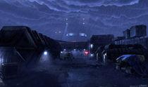 Hadley's Hope - Aliens von Helder Pinto
