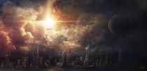 The Awakening Of Apocalypse von Sebastien Hue