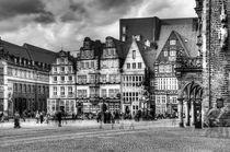 Marktplatz in Bewegung by Markus Hartmann