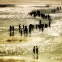 Wattwanderer by Annette Sturm