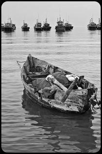 Fishing boat von Alexander Radosnov