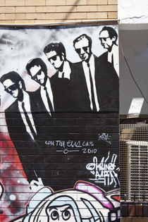 Reservoir Dogs by Mike Greenslade