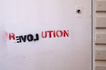 Love Revolution von Mike Greenslade