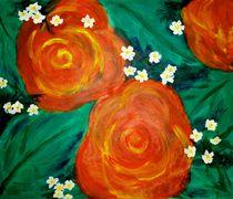 drei Rosen von tinadefortunata